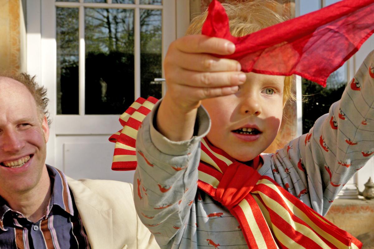 Zauberworkshop Zaubern lernen